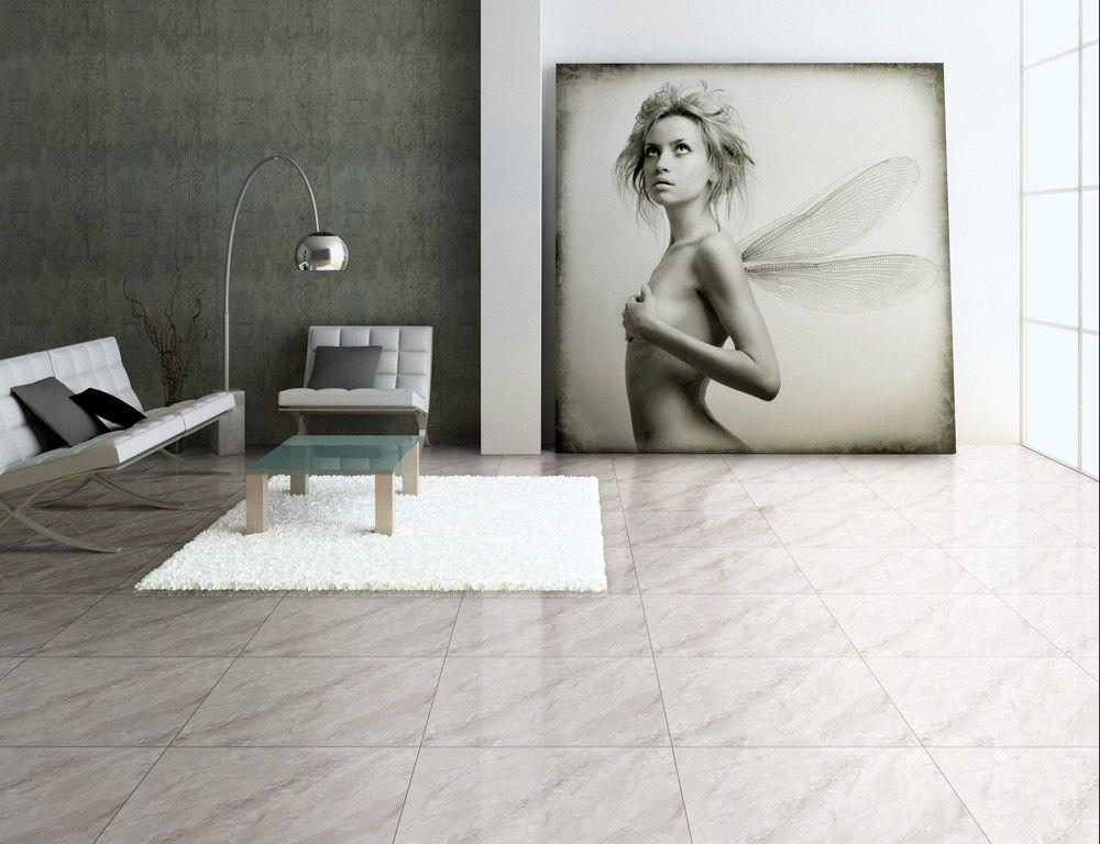 Porcelanato 61,5X61,5 Savoie Grigio 61016 Retificado Extra LC Cx-2,27M2 Realce
