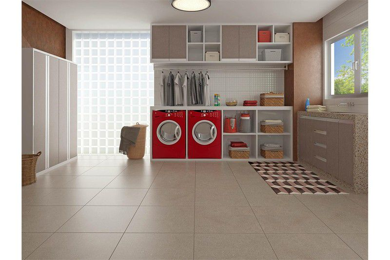 Porcelanato 64X64 76514 Arizona Gold Retificado Extra PEI3 V2 Cx-2,02M2 Porto Ferreira
