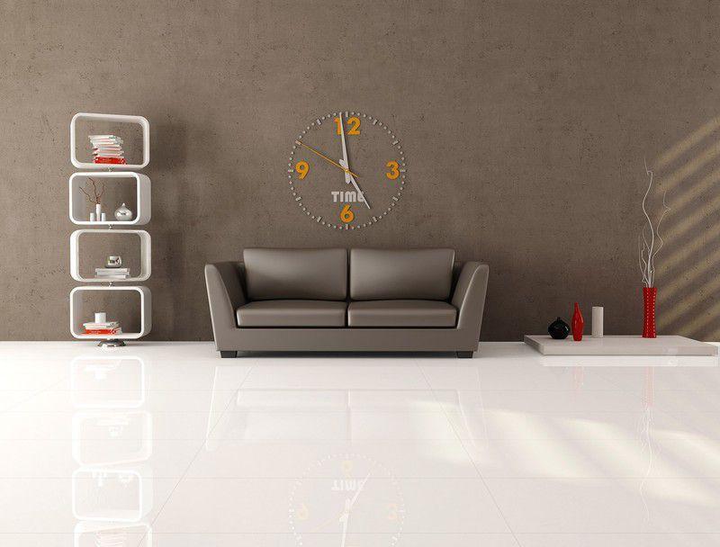 Porcelanato 70X70 Polido Cotton Retificado Extra MT V1 Cx-1,96M2 Delta