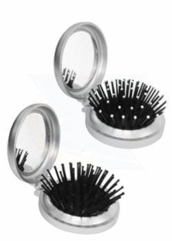 ESP001 - Escova com Espelho   - k3brindes.com.br