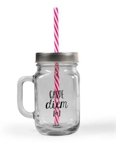 CAN012 - Caneca Mason Jar