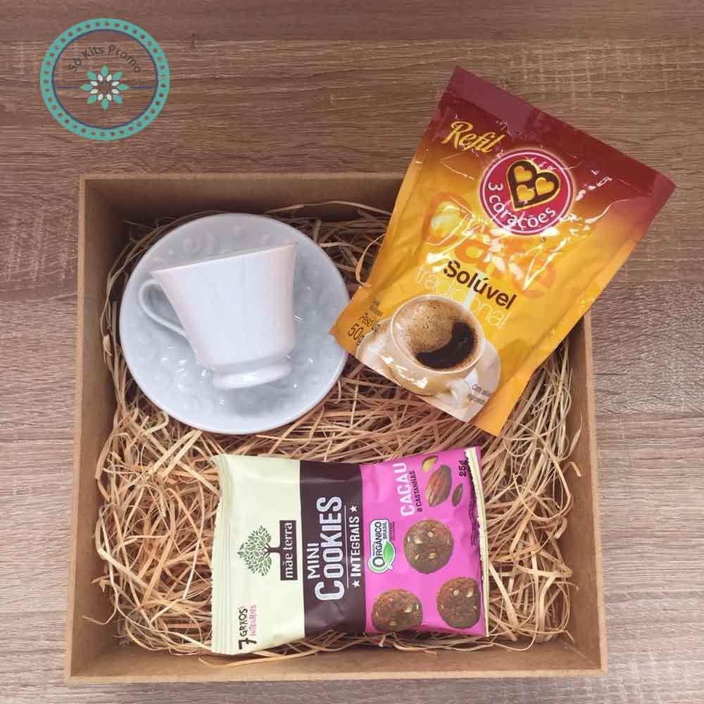 KITCAF001 - Kit Café  - k3brindes.com.br