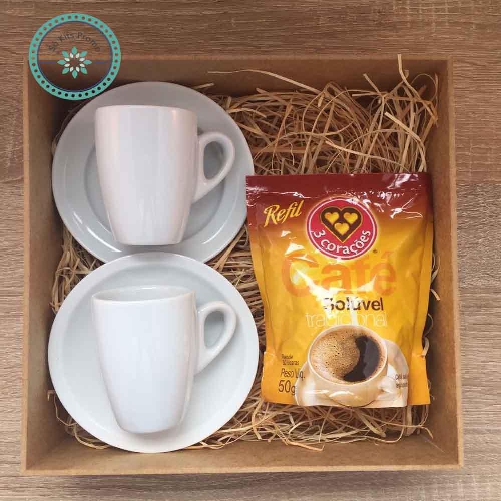 KITCAF003 - Kit Café   - k3brindes.com.br