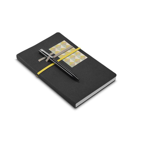 MOL014 - Kit Moleskine com Caneta  - k3brindes.com.br