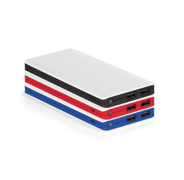 PBK009 - Power Bank  - k3brindes.com.br