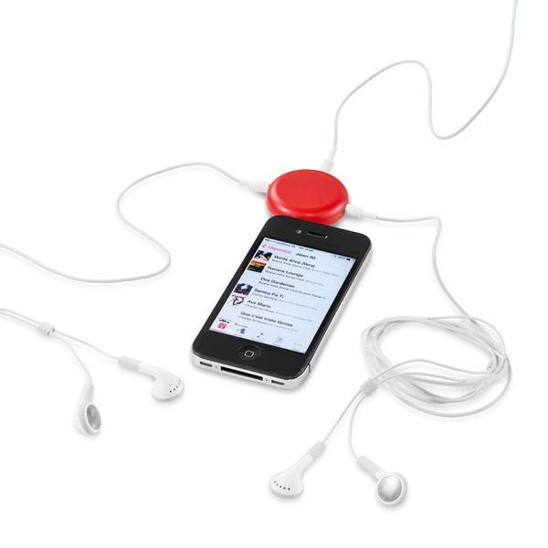 Suporte celular Splitter - SUP004  - k3brindes.com.br