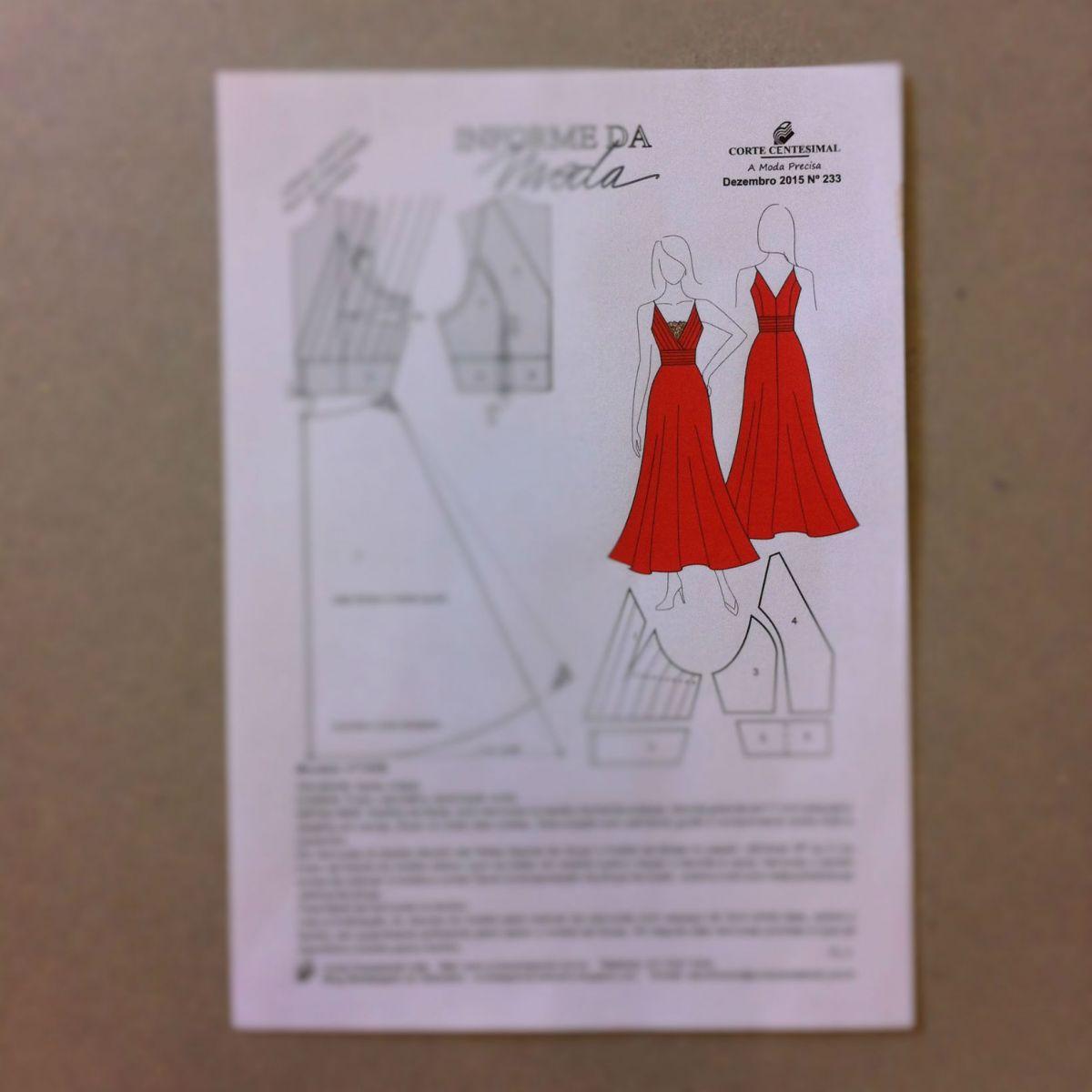Informe da Moda 233  - Corte Centesimal