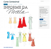 Biblioteca Digital do Informe da Moda, assinatura semestral
