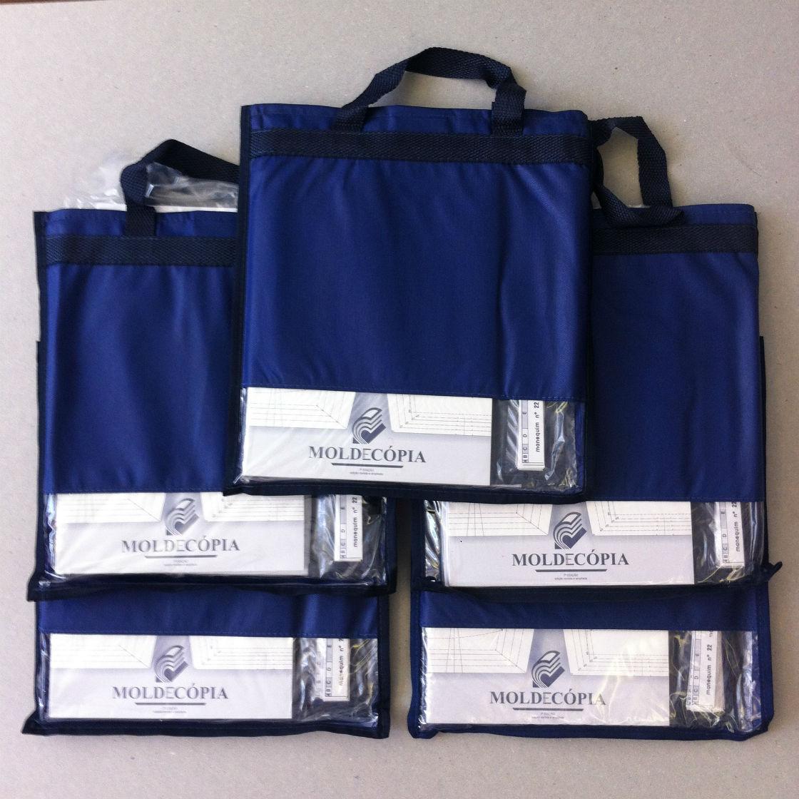 Sistema Moldecópia 5 kits  - Corte Centesimal