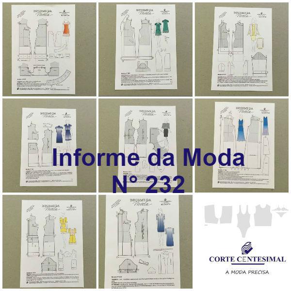 Informe da Moda 2015 (232/233)  - Corte Centesimal