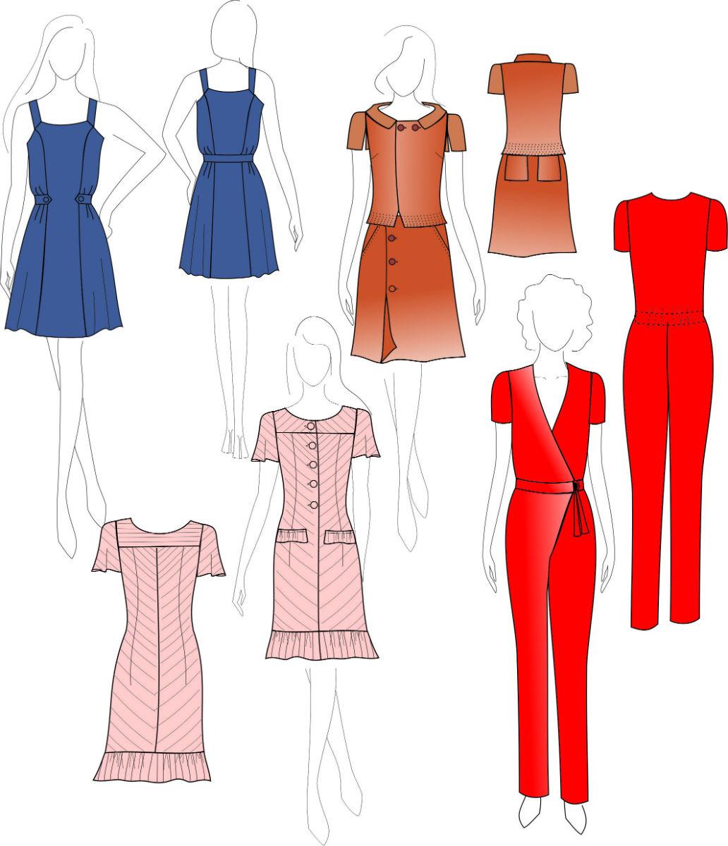 Informe da Moda 235  - Corte Centesimal