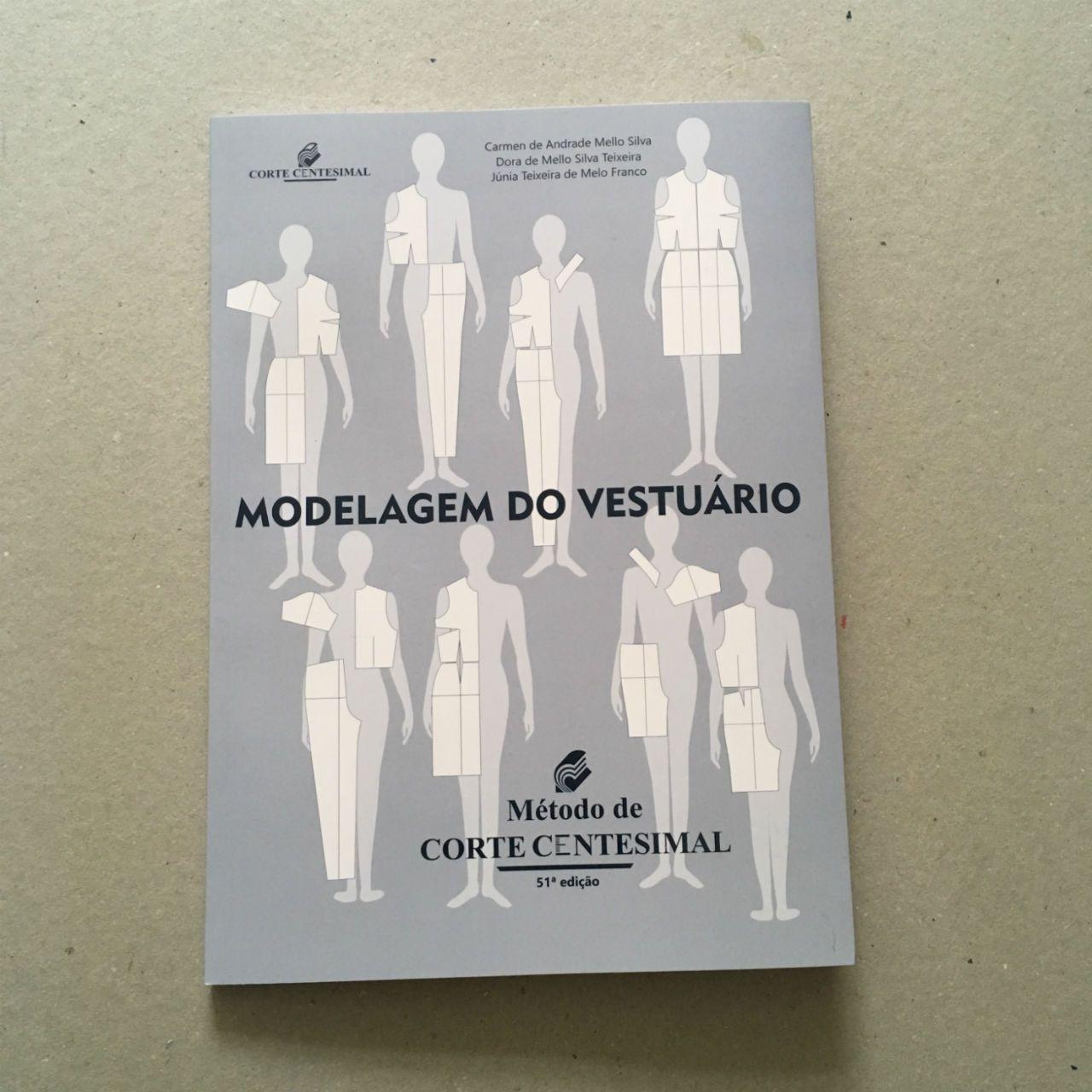 CORTE CENTESIMAL + LIVRO DE COSTURA  - Corte Centesimal