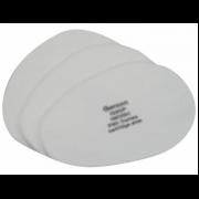 Filtro de Particula G11E/G95P para cartucho do respirador da mascara L-9000 - CA 37706 - Libus