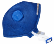Respirador de Ar KSN 2002 PFF2(S) Semi Facial Com Válvula KSN - CA 10578