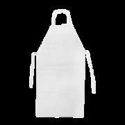 Avental de Vinil Transparente Tamanho 120x070 cm Com Cordão de Poliéster Linabra CA 16.553