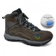 sapatos de seguranca bota nobuck 4018bafn4400ll marrom fechamento ... 087a875139