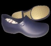 f97aadb15690e Calçado Sticky Shoe WOMAN Cor Azul Marinho Antiderrapante CA 39848 Canadá  EPI