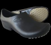 Calçado Sticky Shoe UNISSEX Cor Preto Antiderrapante CA27891 Canadá EPI