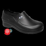 SAPATO OCUPACIONAL BB65 SOFT WORKS PRETO CA 31898 - NCM 6401.99.90