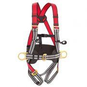 Cinturão de Segurança STF-CQCT3121 com 3 Pontos de Ancoragem STEELFLEX CA 35125