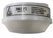 Filtro Para Partículas 3802 P2 Air Safety