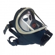 MÁSCARA FACIAL FULL FACE RB - ABS AIR SAFETY CA 5758