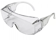 Óculos de Proteção Sobrepor Persona Óptico Lente Incolor Tratamento AR e AE Vicsa CA 20703