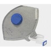 Respirador de Ar KSN 2002CO-HM PFF2 Semi Facial Com Válvula KSN CA 10579