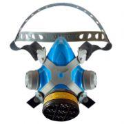 Respirador MASTT 2401-VO/VA SemiFacial Alltec CA 10463