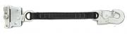 Trava-queda MULT 1886A para corda de 12mm extensor fita MG CINTO