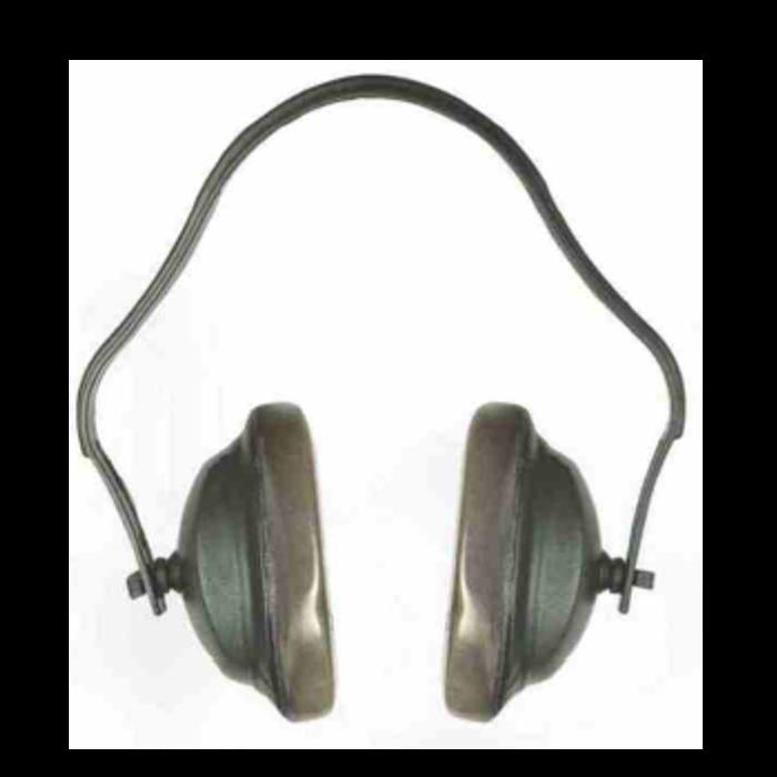 Protetor Auditivo Concha Preto Atenuação 13 dB Plastcor CA 19714