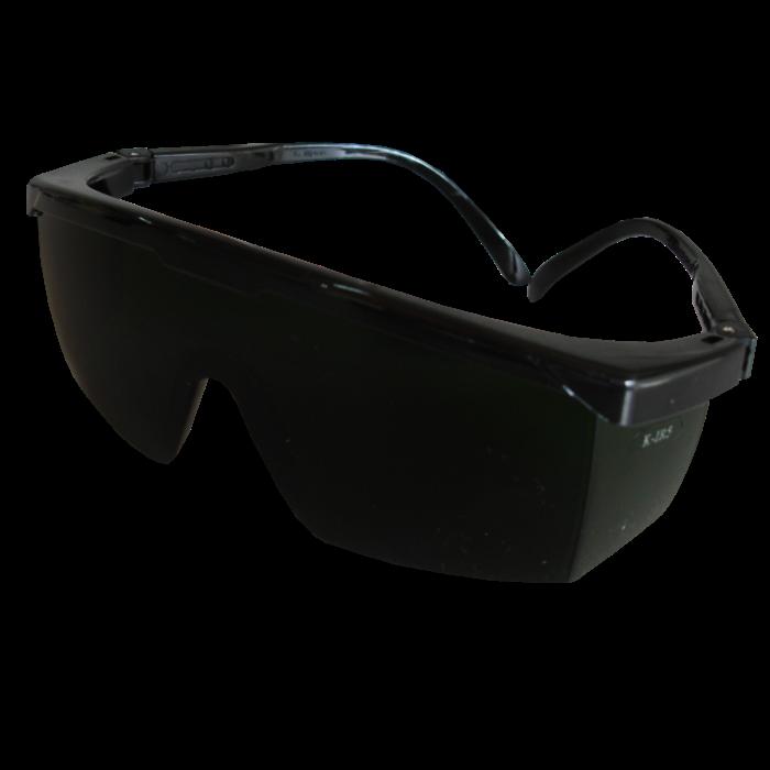 Óculos Proteção Jaguar Verde Tonalide IR-5 Kalipso CA 10346