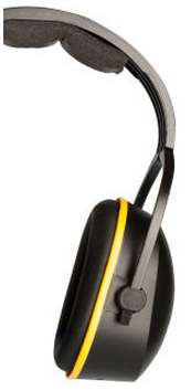 Protetor Auditivo L-340V Tipo Concha Pr Am 21 dB Libus  CA 35721