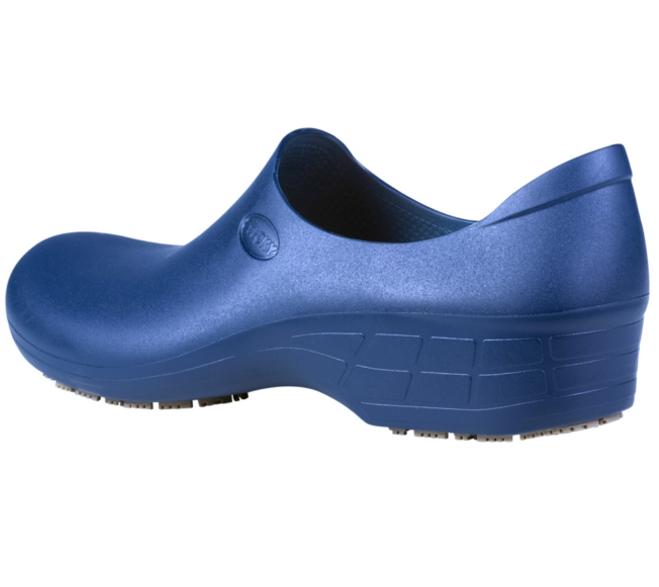 Calçado Sticky Shoe WOMAN Cor Azul Marinho Antiderrapante CA 39848 Canadá  EPI