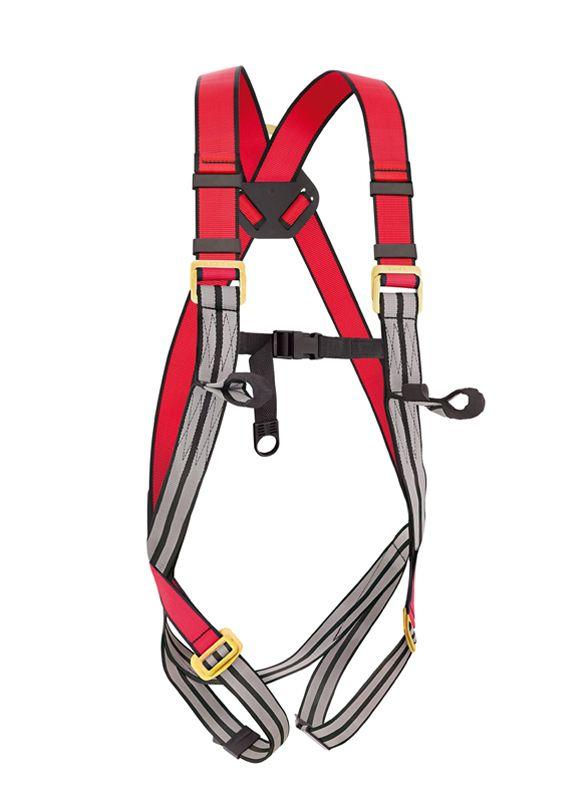 Cinturão de Segurança STF-CQCT1111 Com 1 Pontos de Ancoragem STEELFLEX CA 34751