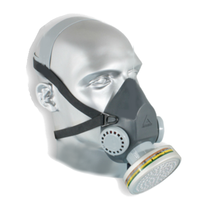 MASCARA AIR TOX II SEMIFACIAL AIR SAFETY CA 5757