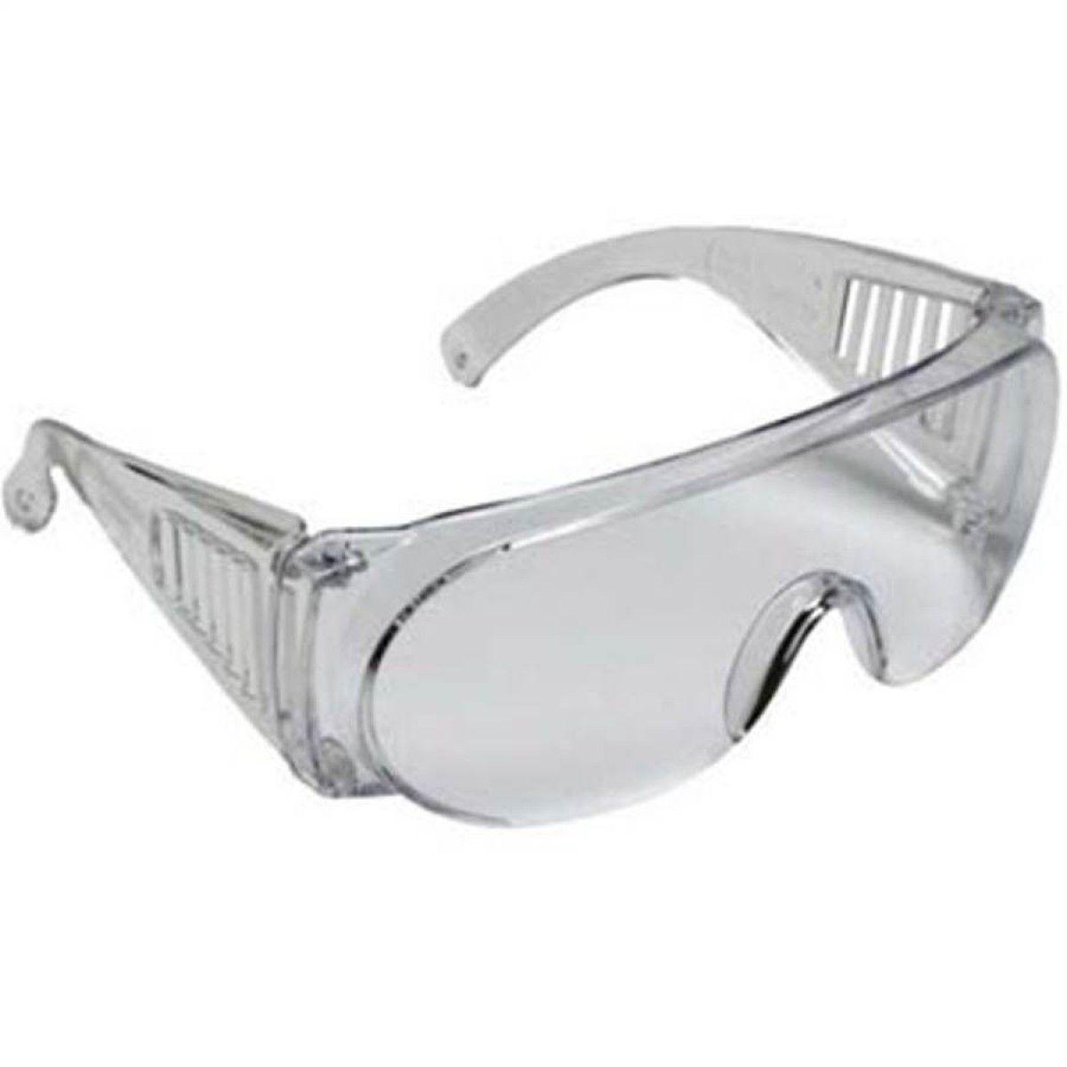 Óculos de Segurança De Sobreposição Panda Lente Incolor Kalipso CA 10344 2398c6c912