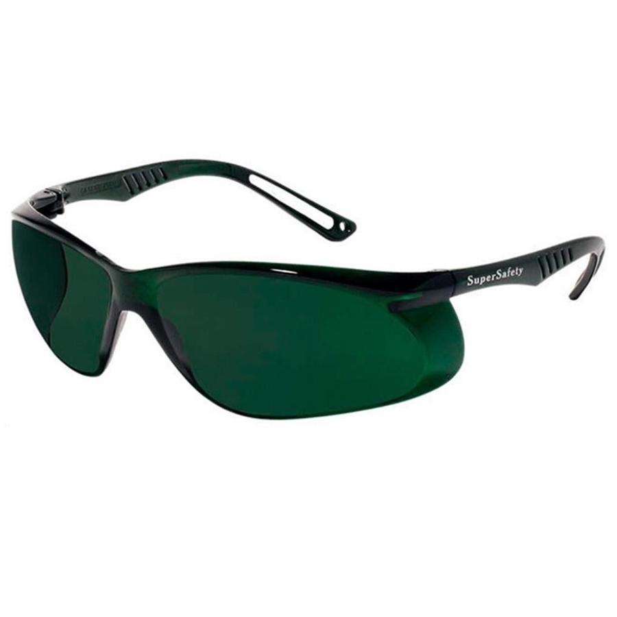 Óculos de Segurança SS5 Em Policarbonato Super Safety CA 26126