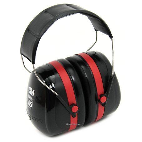 Protetor Auricular 3M H10A Peltor Tipo Concha CA 12188