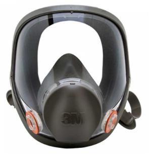 Respirador Facial 3M Mod. 6800 3M CA 7298