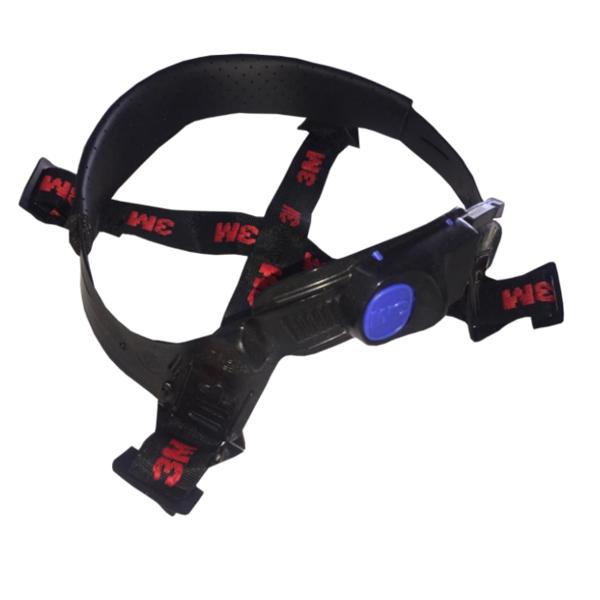 Suspensão 3M Com 4 Pontos de Fixação Para Capacete de Segurança H-700
