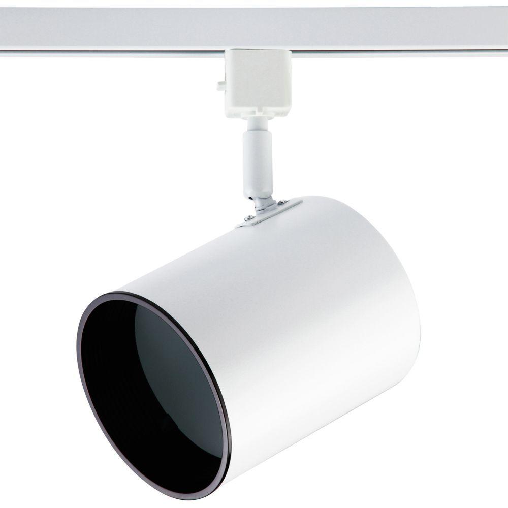 Spot PAR30 Trilho Eletrificado Branco E27 DL050B Beam  - OUTLED ILUMINAÇÃO