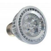 Lampada LED 5w 3000k PAR20 Branco Quente