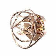ARANDELA NINHO 23CM 1 X LED 12W ROSE GOLD - WD018