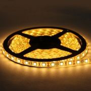 Fita LED 12v 2700k Branco Quente 4.8W/M 24w IP65 / 5 Metros LP060