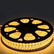 FITA LED 127v 3000k BRANCO QUENTE 120w 3528 4.8W/M IP67 25 METROS BELLA LP051