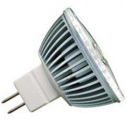 Lampada LED Dicroica MR16 Branco Quente 12v 4w 3000k LP011