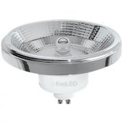 LAMPADA LED AR111 DIMERIZÁVEL GU10 12W 2700K 24° Dimerizável Bivolt LE-3218