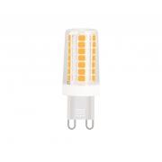 Lampada G9 3.5w LED LUZ Branco Quente 3000k Bipino Halopin LP 39923 - 127V