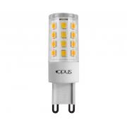 Lampada G9 3.5w LED LUZ Branco Quente 3000k Bipino Halopin LP 39954 - 220V